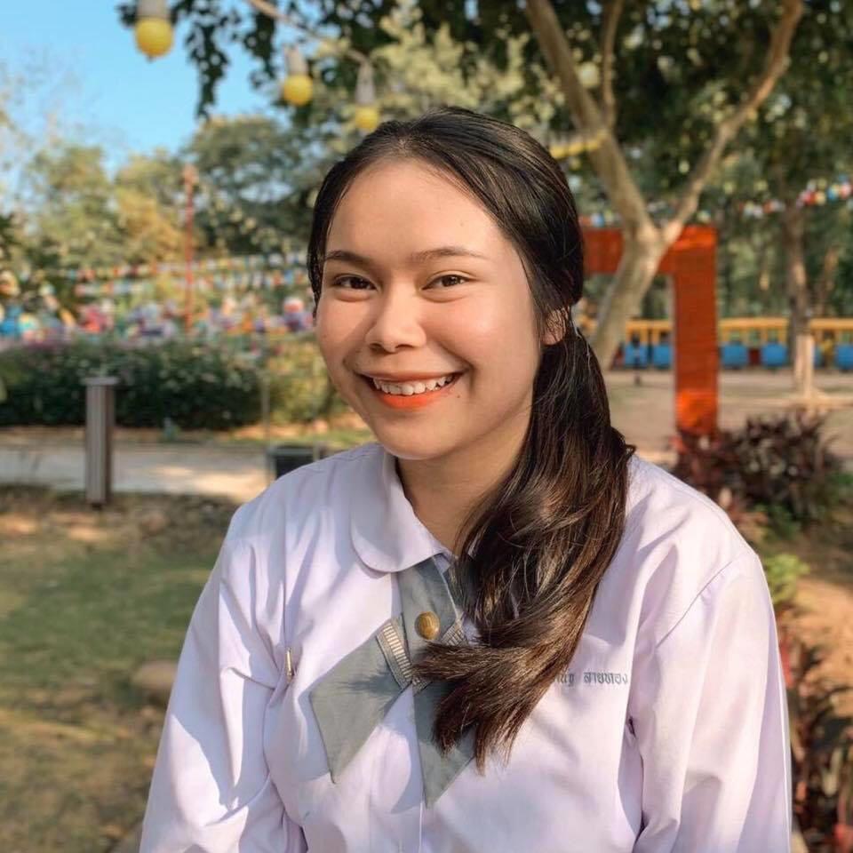 นางสาวกัญญาณัฐ ลายทอง ได้รับทุนการศึกษาระดับปริญญาตรีเต็มจำนวน จาก CENTER FOR LANGUAGE  EDUCATION AND COOPERATION